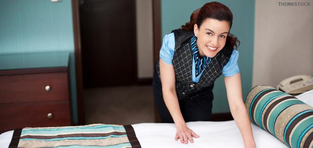 Quels sont les différents types d'emplois d'entretien ménager?