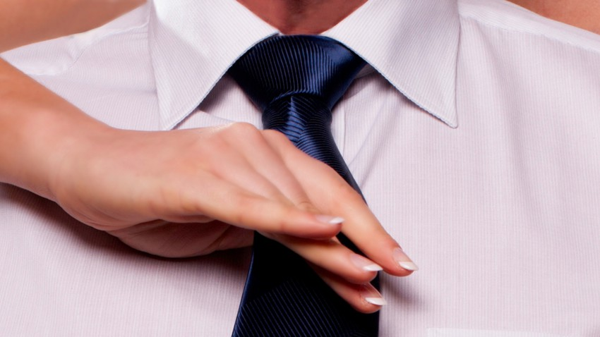 Sélectionnez une cravate en 3 étapes faciles