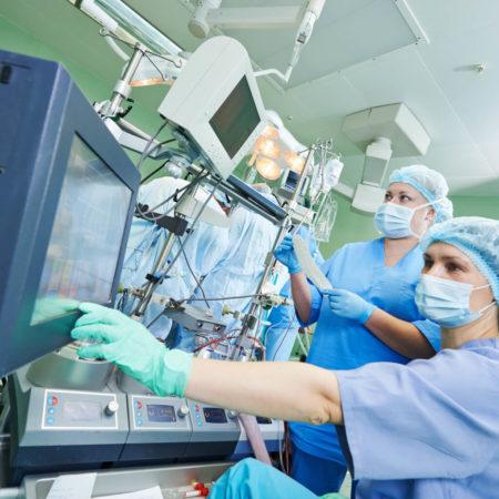 L'importance de l'efficacité des équipements pour le secteur des soins de santé